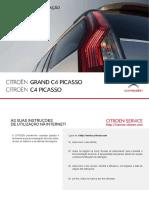 2012 Citroen c4 Picasso 96162
