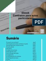 eBook Contratos Para Aulas Particulares
