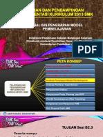 b2.3 Analisis Penerapan Model Pembelajaran