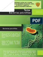 Exposicion Bacterias
