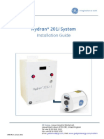 Hydra n 201 i Installation Guide