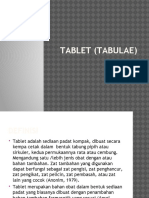 Tablet (Tabulae)