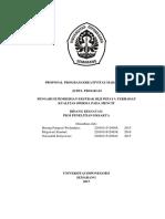[Pe] Cov-ringkasan Proposal Program Kreativitas Mahasiswa