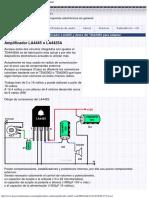 Amplificador de audio LA4425, y similitud con TDA2002.pdf