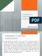 Gobierno y Control Corporativo