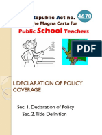 RA No. 4670- The Magna Carta of Public School Teachers.pptx