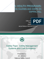 Safety Programs ROI and Cost Benefit Analysis
