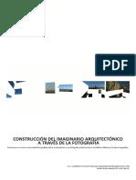 CONSTRUCCIÓN DEL IMAGINARIO ARQUITECTÓNICORafael+Iglesias