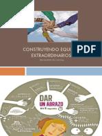 Construyendo Equipos Extraordinarios Minedu 2015