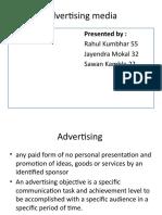 Advertising Mdia