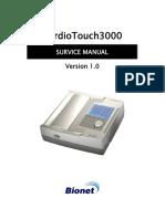 NewEKG3000 ServiceManual1.0 Eng
