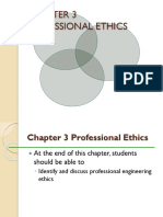 SKMM4902 Lecture 3 Chapter 3 Professional Ethics Week 5 7