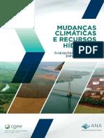 Mudancas Climaticas e Recursos Hidricos Ana 2016