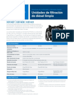 Unidades de Filtración de Diésel Limpio