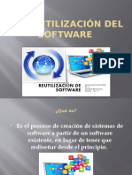 3.3 Reutilizaion Del Software