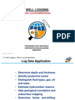 VI.well Loging-Basic Log Interpretation