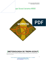 Metodologia Tropa Scout