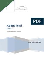 Algebra u1