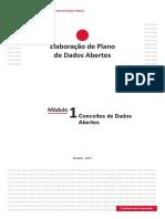 Módulo 1 - Conceitos de Dados Abertos