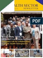 Uganda Health Newsletter May 2018