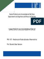 02 - PMI1673 - 2014 - Caracteristicas Dos Reservatorios