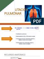 r.pulmonar. Afec