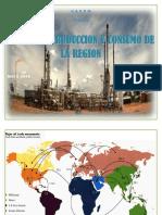 Mayores Reservas de Petroleo de La Region Sud