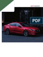 2017 Mazda 6 Brochure En