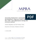MPRA Paper 1736