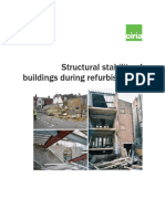 Structural Stability During Refurbishment