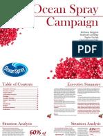 the extraordinary berry ocean spray campaign book final