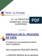 Clase 6 La Energia