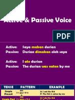 3. Active & Passive