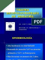 Manejo Inicial Del Tec en Pediatria 2018