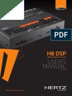 User Manual H8 DSP Rev1 1b