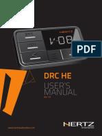 User's Manual DRC HE Rev1 0