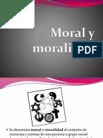 2.2-2.5 Moral y Moralidad