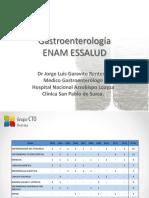 Clase ENAM Gastroentereologia