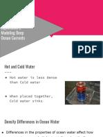 students module e  unit 1 lesson 2 exploration 2 modeling deep ocean currents