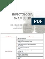 Clase ENAM Infectologia