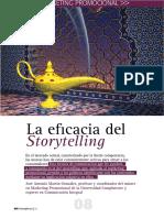 La Eficacia Del Storytelling
