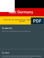 TFAD Lesson Germany