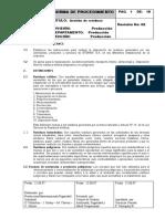 SG P 004 Gestión de Residuos Ver 02