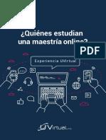 Guia Gratuita Quienes Estudian Una Maestria Online