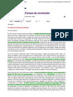 Caros Amigos - As Cadeias Do Parque Da Juventude