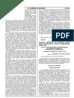Acuerdo Plenario en Materia Penal Sobre Audiencia de Tutela Acuerdo N° 2-2012