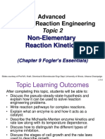 ACRE2a Non Elementary Reaction Kinetics Rev