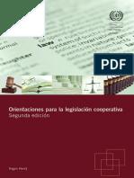 Derecho de Las Cooperativas