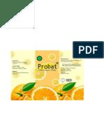 Label Probat