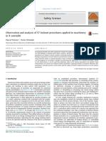 Analisis 57 Procedimientos de Loto in Machinery